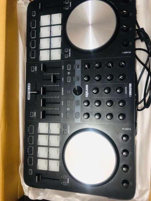 Controlador de Dj Beatmix4