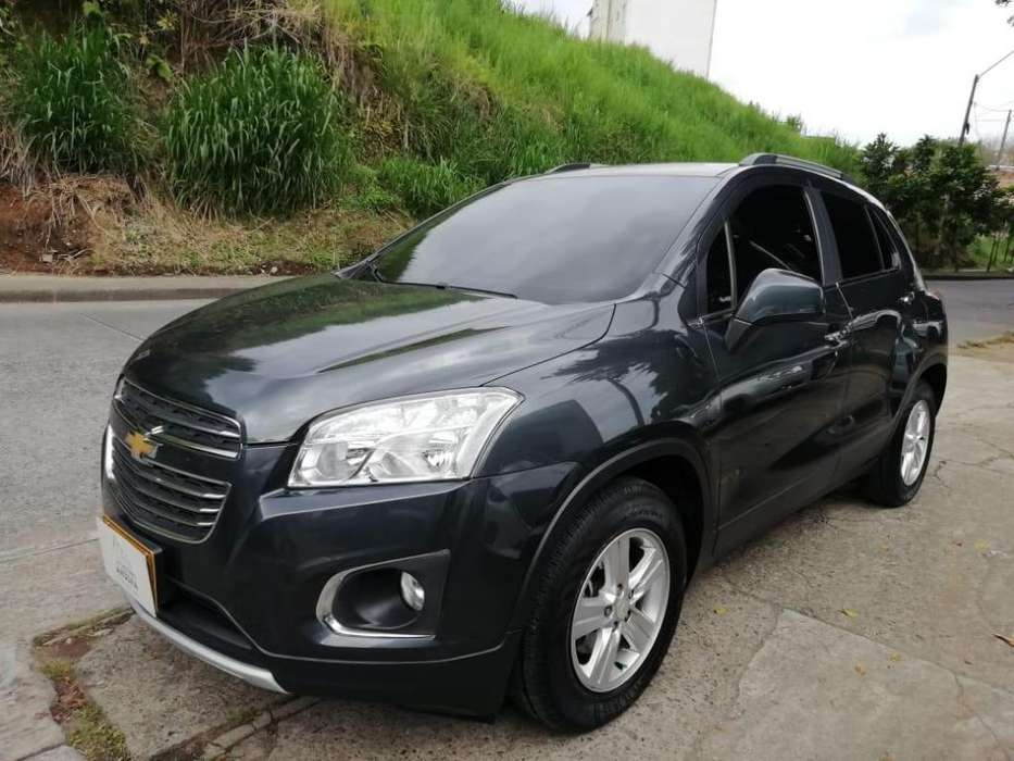 Chevrolet Tracker 2017 - 23000 km