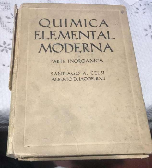 Quimica Elemental Moderna.