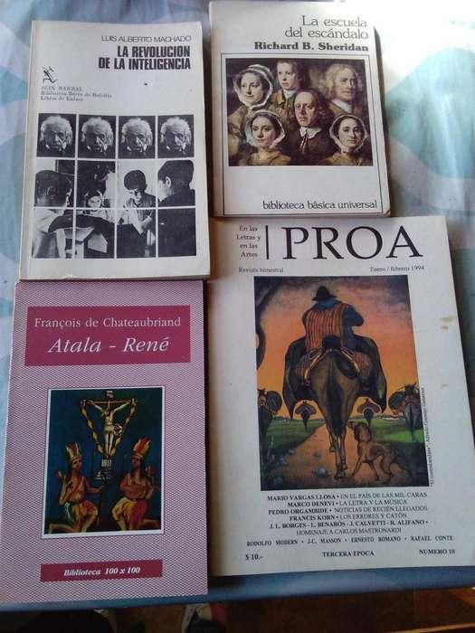 novelas varias