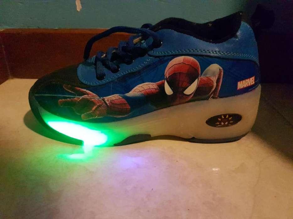Zapatos con ruedas talla 34