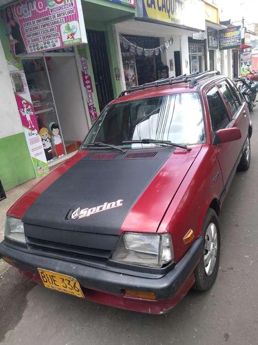 Chevrolet Sprint 1992 - 85 km