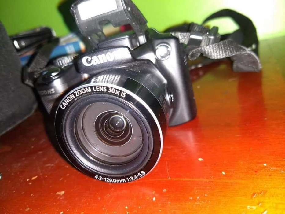 Camara Digital Canon Powershot S5 510hs