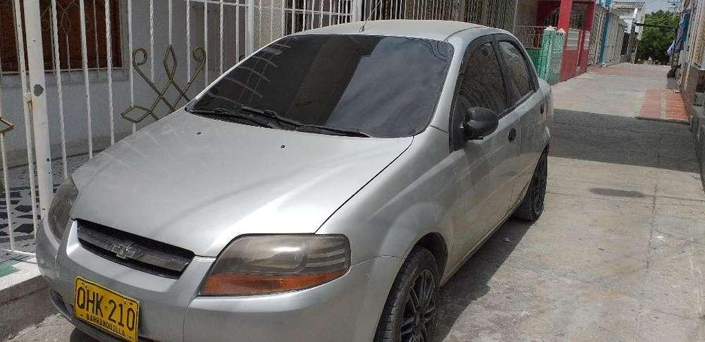 Chevrolet Aveo 2007 - 196223 km