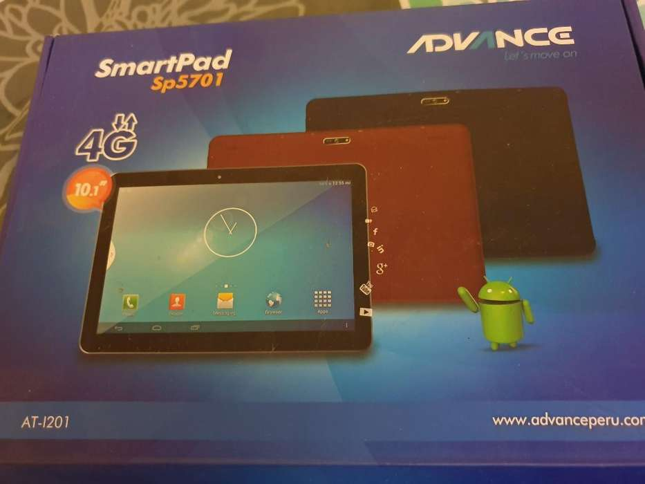 Tablet Advance 10.1 Pulgadas
