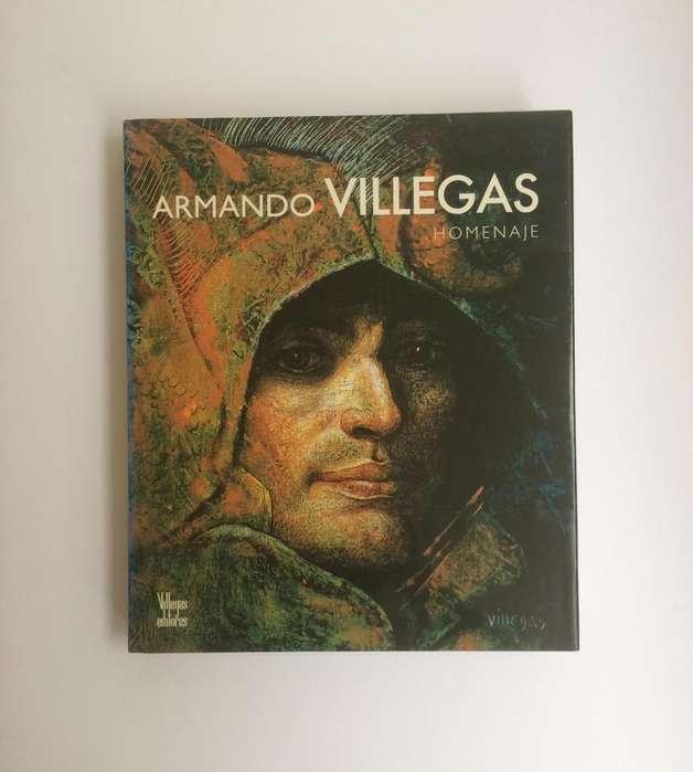Libro de arte Armando Villegas