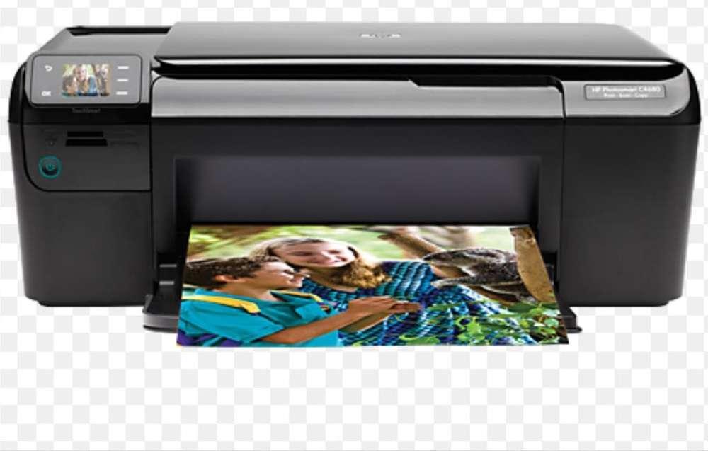 Inpresora Hp C4680