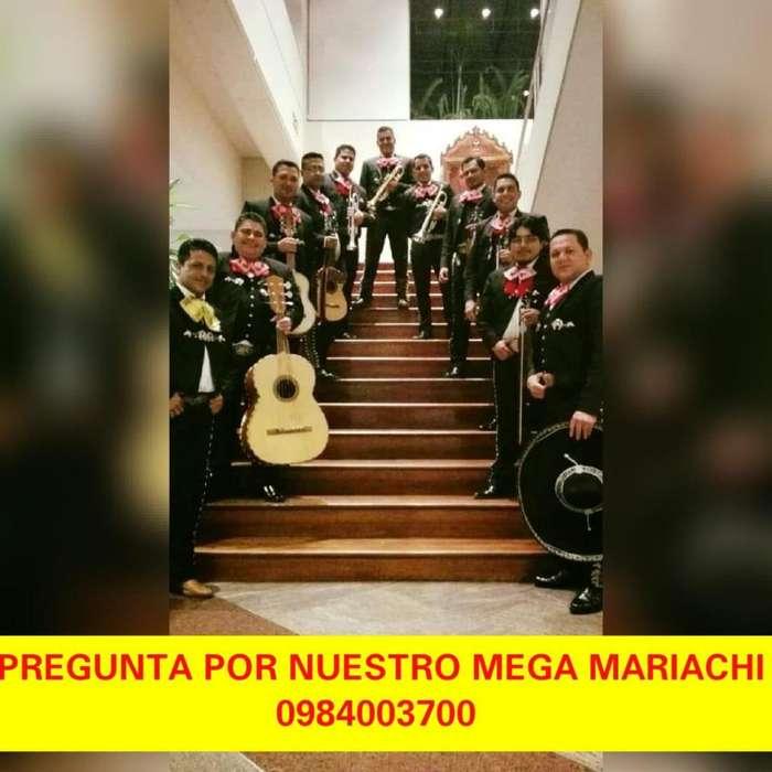 Mariachis todo Quito 0984003700
