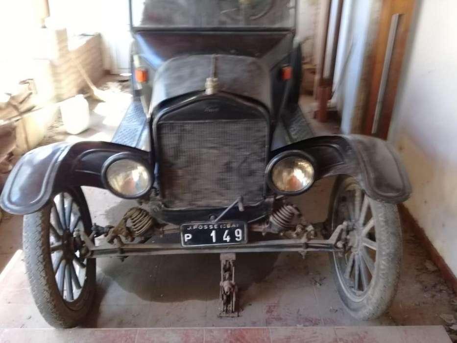 Ford Otro 1923 - 100000 km