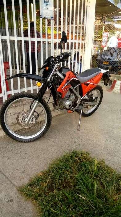 <strong>kawasaki</strong> Klx 150 Recibo Moto Señoritera
