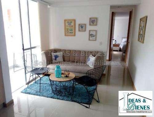 Apartamento En Arriendo Envigado Sector Las Antillas: Código 811833