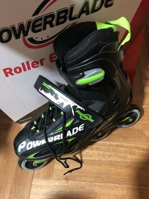 Rollers Extensible Talle 43 - 46 / 1 Uso
