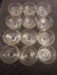 12 Copas Pomeleras O de Champagne