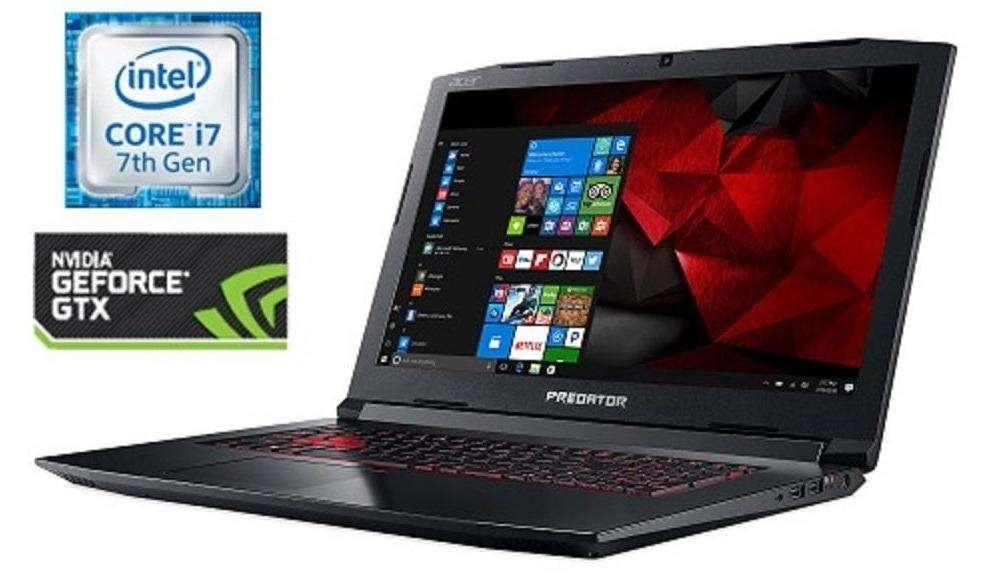 Vendo Cambio Laptop Acer Predator.
