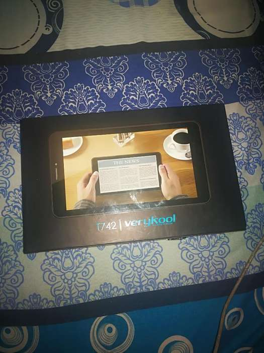 Tablet Verykool T742