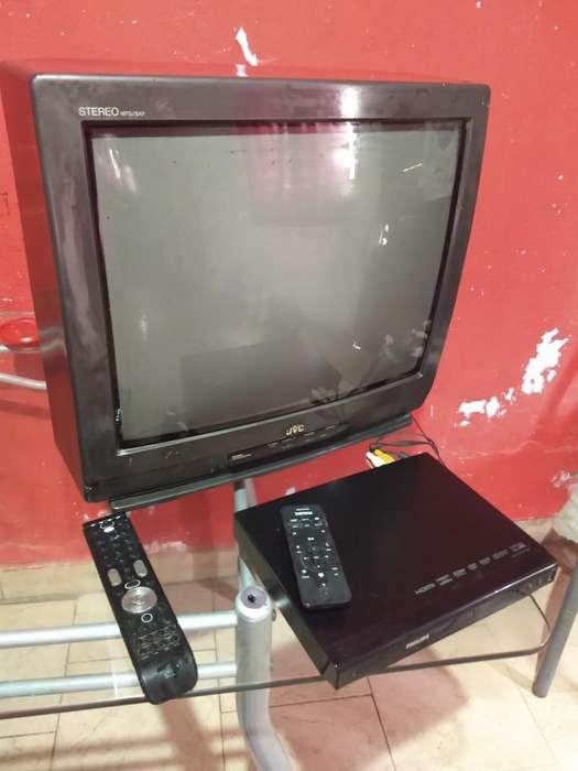 Tv Jvc 21 Y Dvd Philips