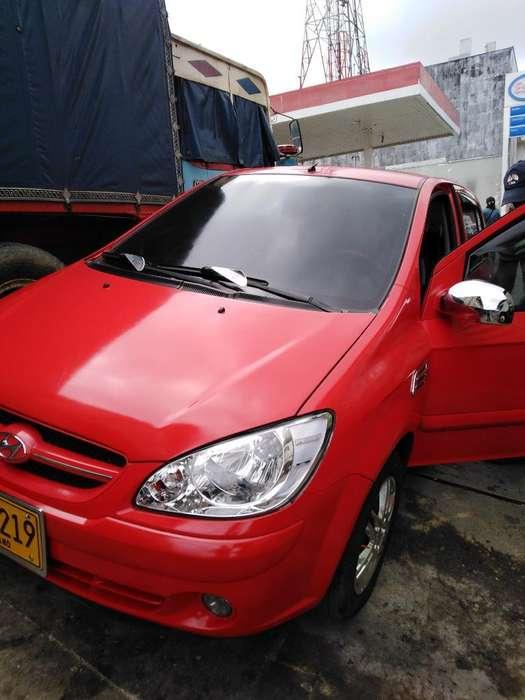 Hyundai Getz  2006 - 176587 km