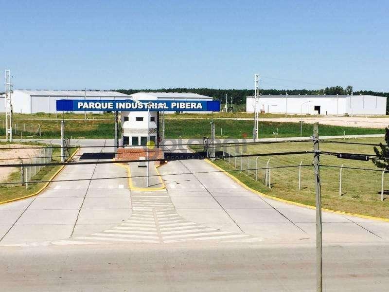Venta de Fracción en Parque Industrial Pibera