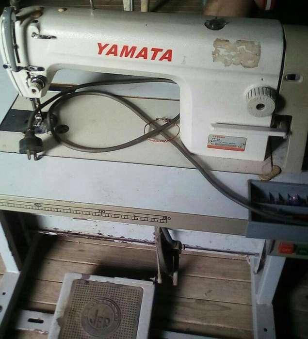 Maquina Plana Yamata