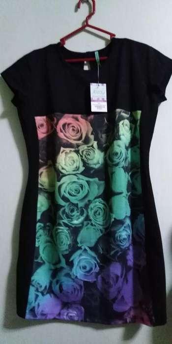 Vestido S Plus (xl)