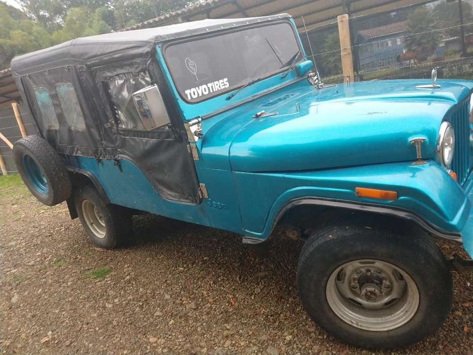 <strong>jeep</strong> CJ 1975 - 55668954 km