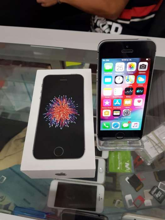 Vendo iPhone Se de 32 Gb