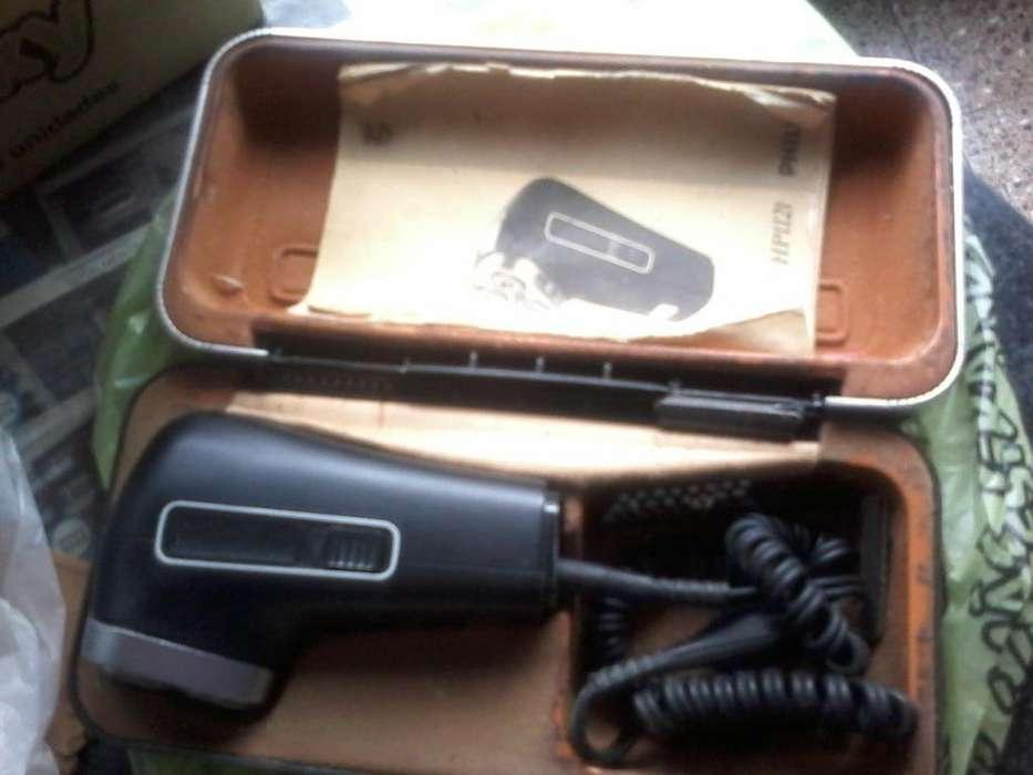 afeitadora electrica philips