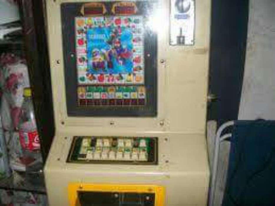 Maquina de Juegos Tragamoned Pinball