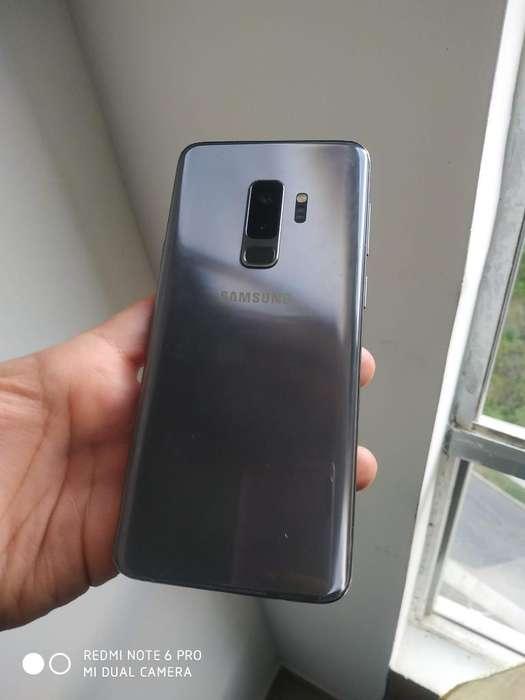 Samsung Galaxy S9 Plus de 64g Como Nuevo