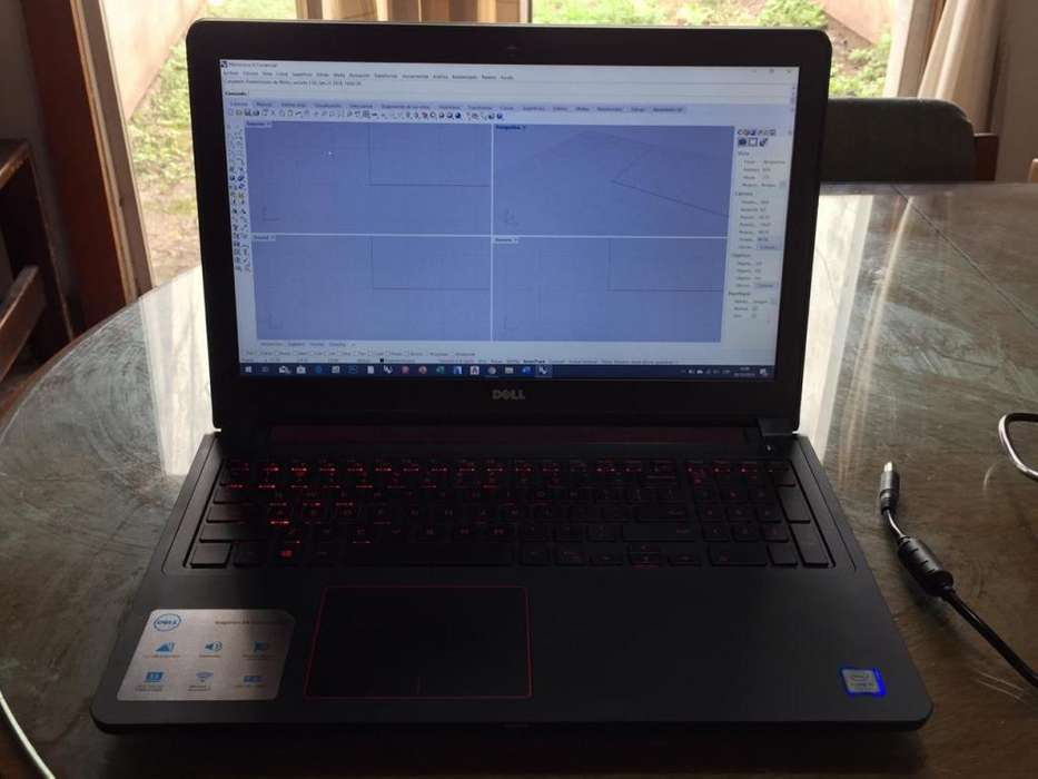 Dell Inspiron 15 5000 Gaming I7, 16gb, 4gb Nvidia