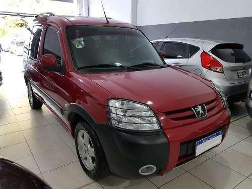 Peugeot Partner Patagonica Vtc Plus 1.6