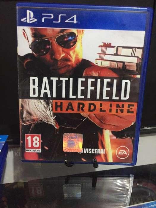 Battlefiel Hardline Ps4