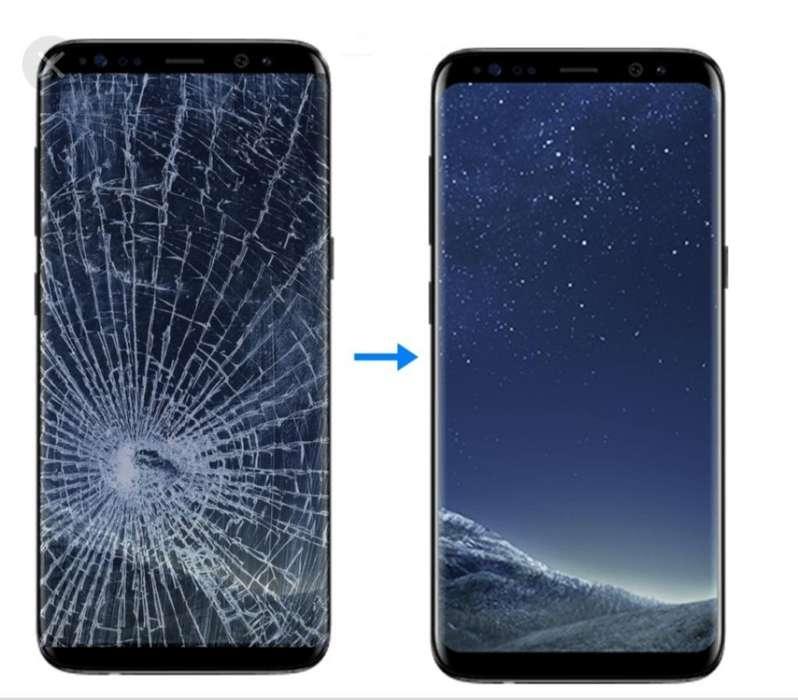 Glass Samsung J8