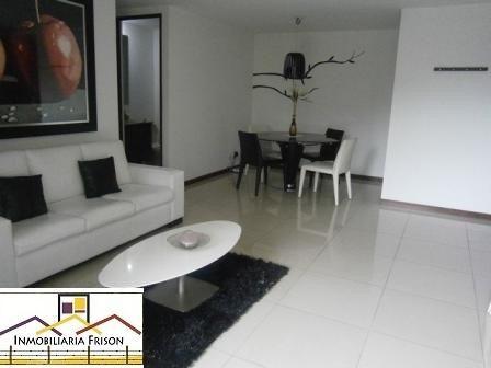 Alquiler de Apartamentos Amoblados en el Poblado Medellin Cód. 6206