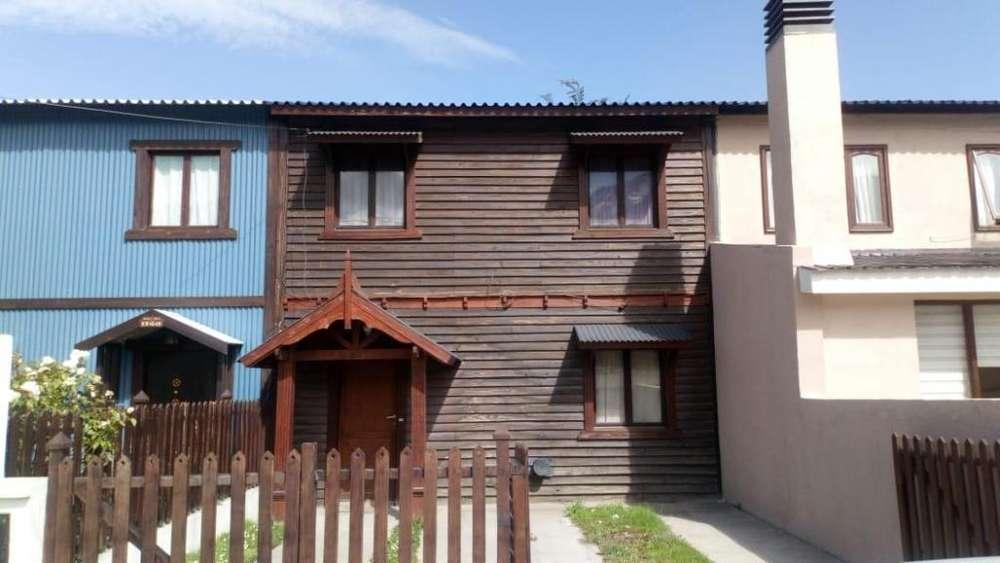 vendo o permuto casa en ushuaia por dpto en capital federal