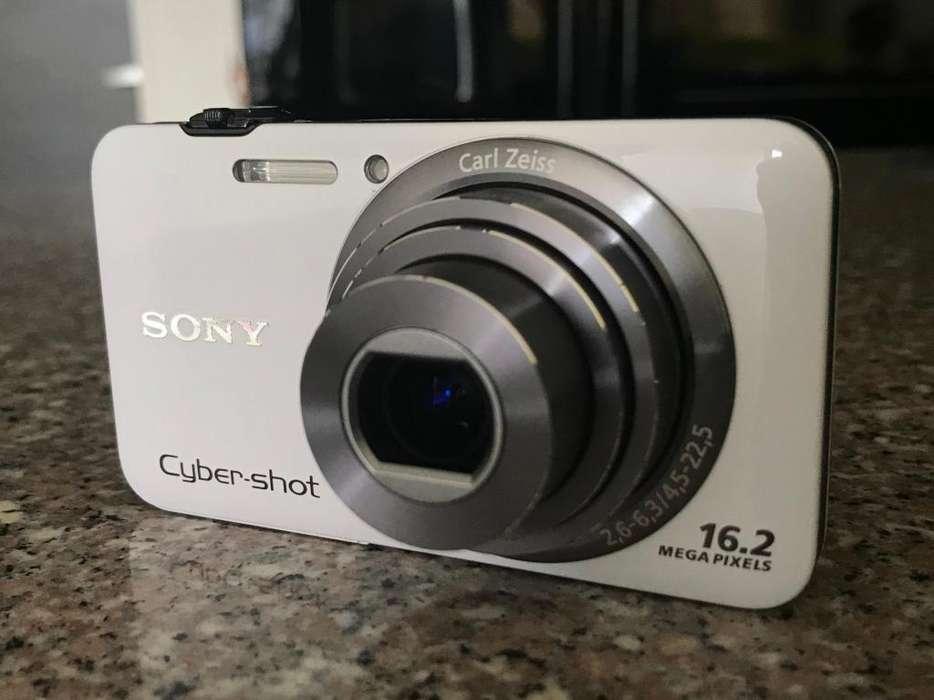 Cámara Sony Cyber shot Dsc-wx7 16mpx
