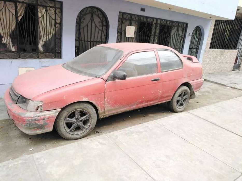 Toyota Tercel 1991 - 100000 km