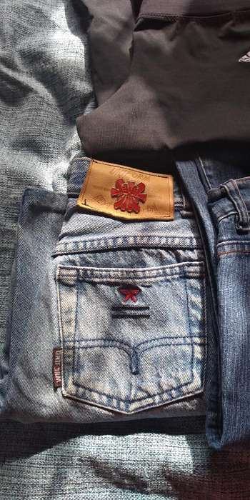 Jeans Talle 10