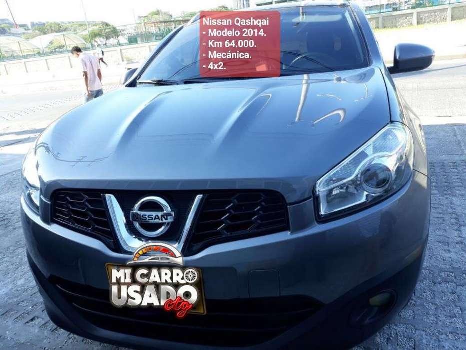 Nissan Qashqai  2014 - 64000 km