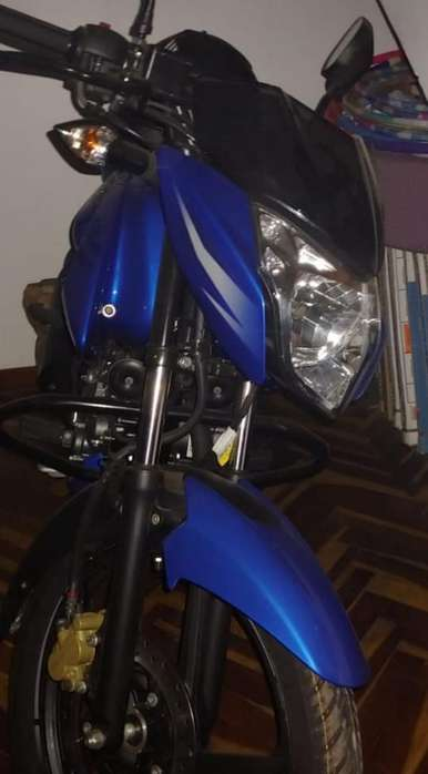 Moto Pulsar 135 - 10/10 4 Km Recorrido