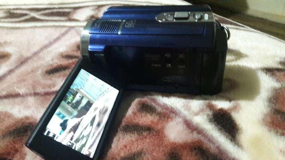Camara Filmadora Sony 80gb