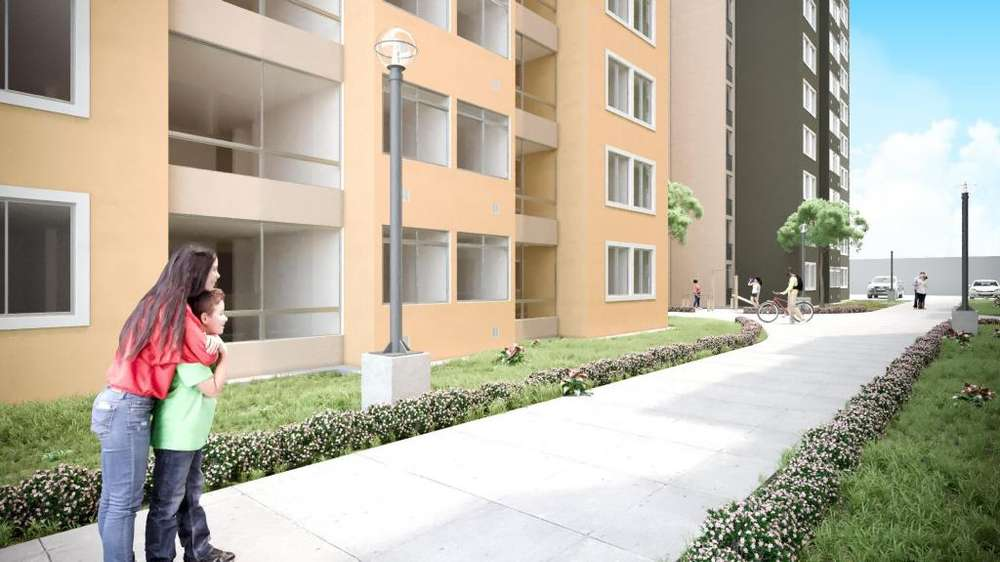 Departamento en venta en Condominio Privado Villanova en el Callao 2 Dormitorios
