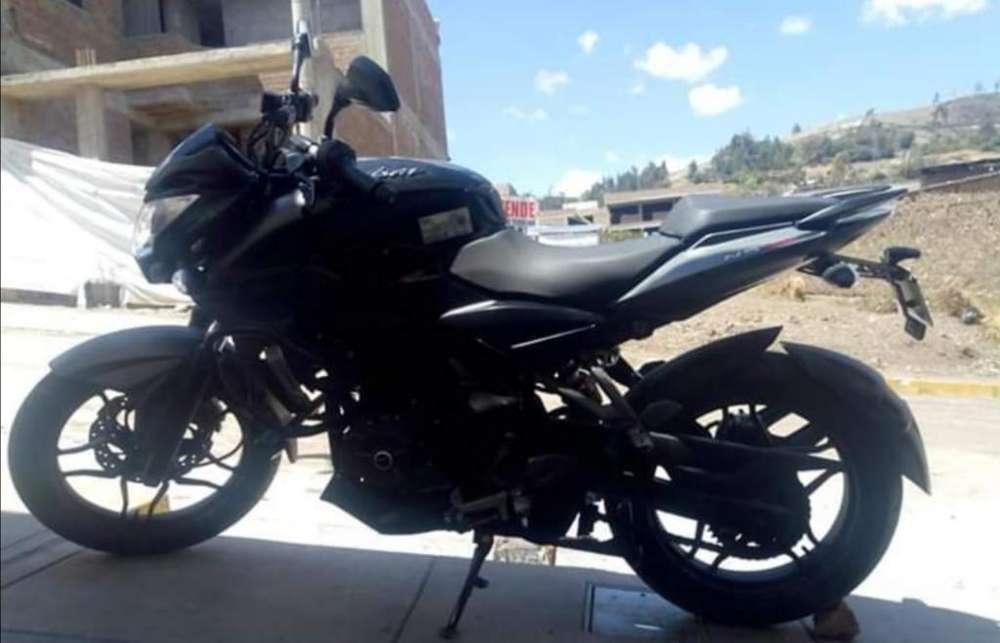 Vendo Moto Pulsar Ns 200 Fi 2019