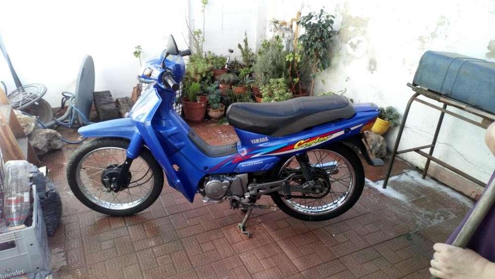 vendo <strong>yamaha</strong> crypton 2006