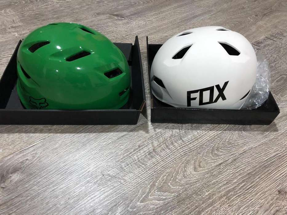 Cascos para Bicicleta FOX ORIGINALES talla M