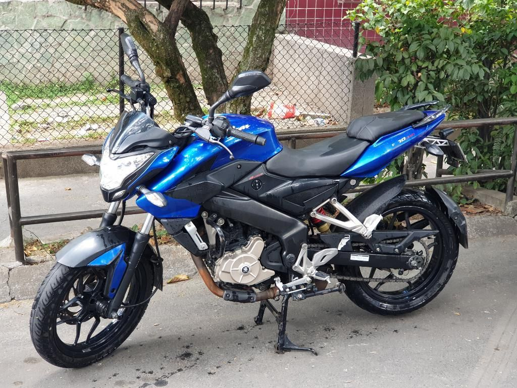 Pulsar 200 Ns 2014  Azul