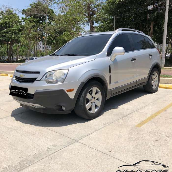 Chevrolet Captiva 2011 - 133000 km