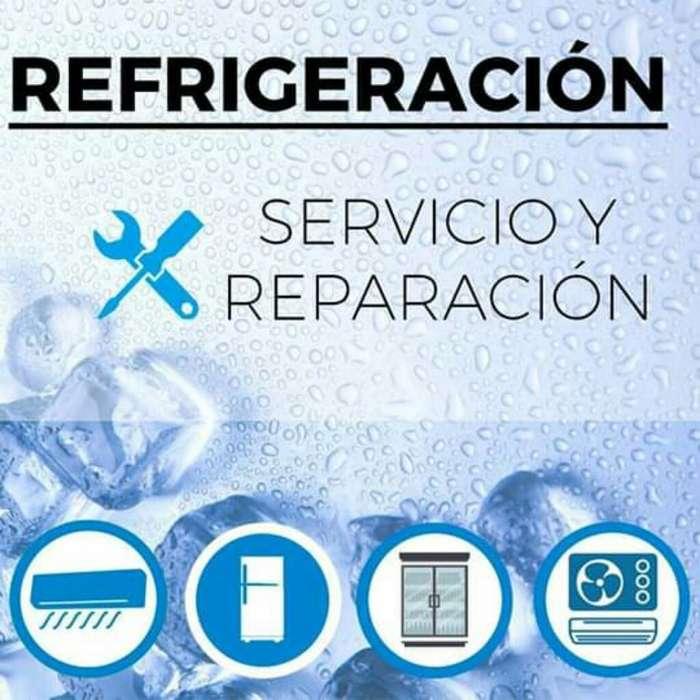 Servicio Y Reparacion en Refrigeracion