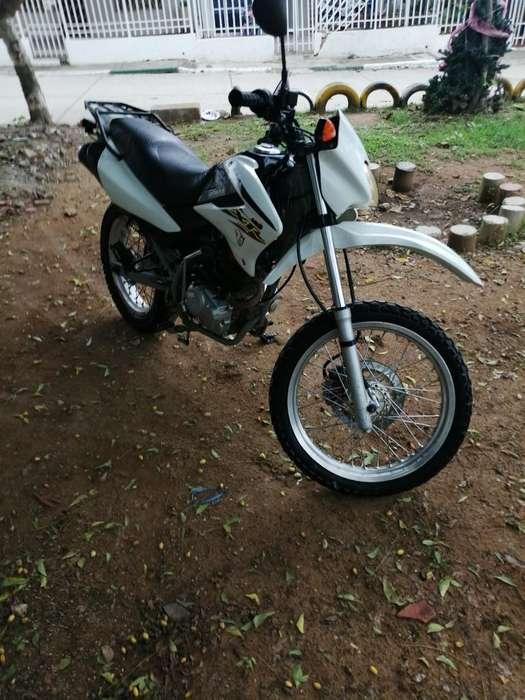 Moto Honda Xr 125