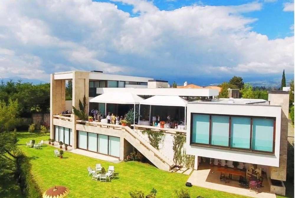Arrayanes Casa Mansion venta Puembo / Cumbayá